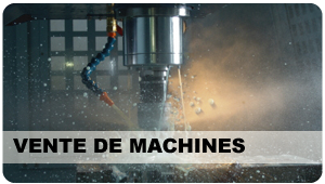 Vente de machines aux industries